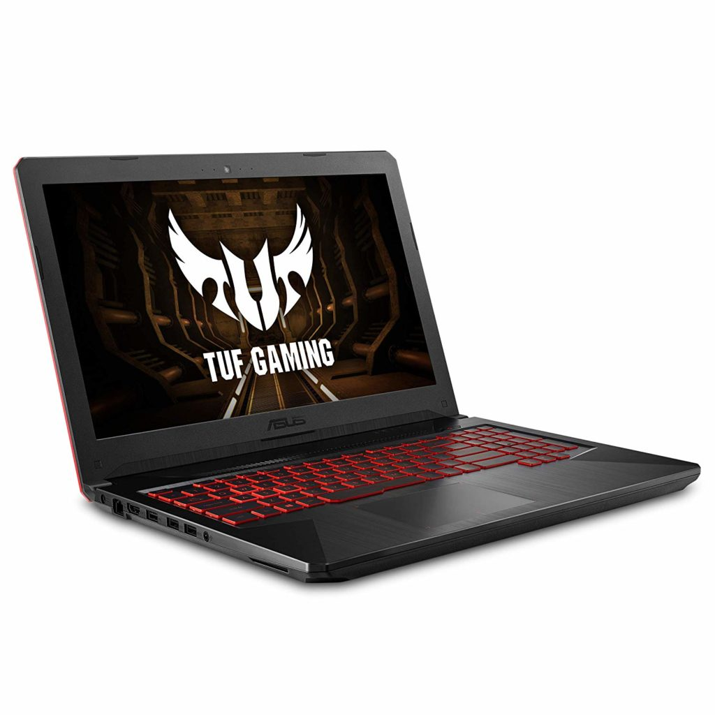 ASUS TUF Thin- Best Gaming Laptops under $1000