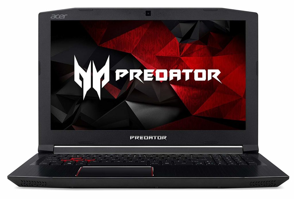 Acer Predator Helios 300- Gaming Laptops under 1500