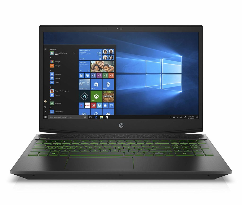 HP Pavilion Gaming Laptop under $1000