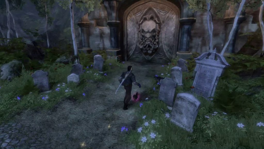 Fable 2 Demon Doors