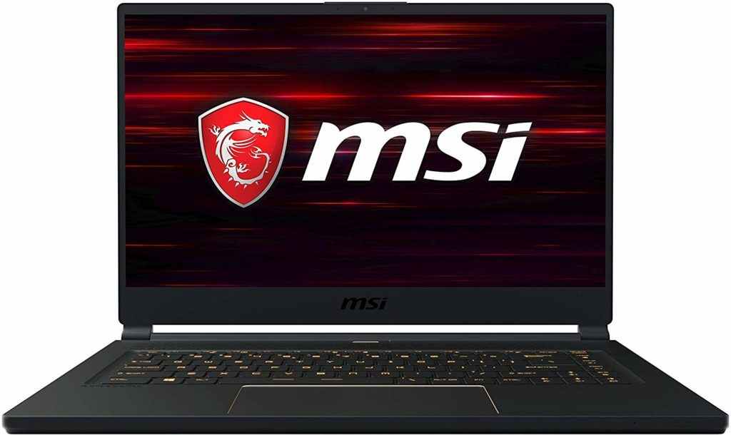 An image of MSI Stealth G5 65
