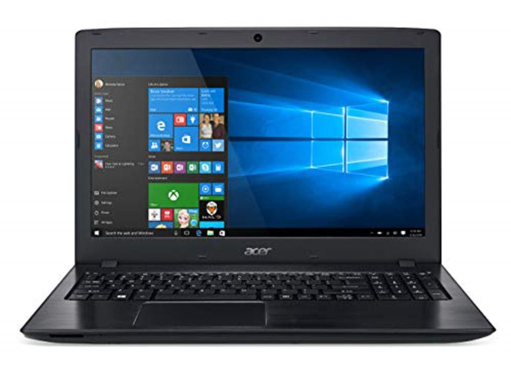 An image of Acer Aspire E 15 Notebook