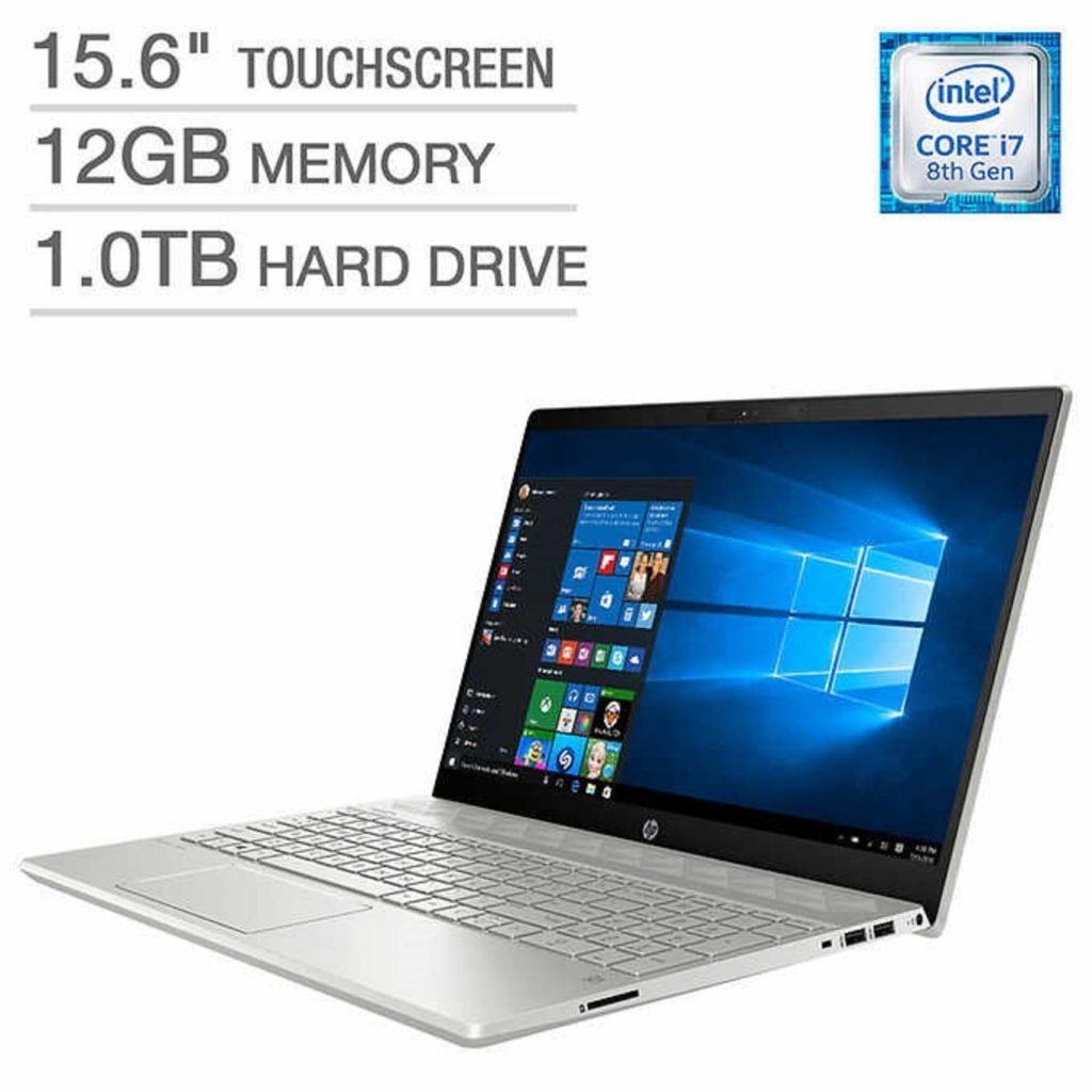 An image showing a 2018 HP Pavillion Laptop