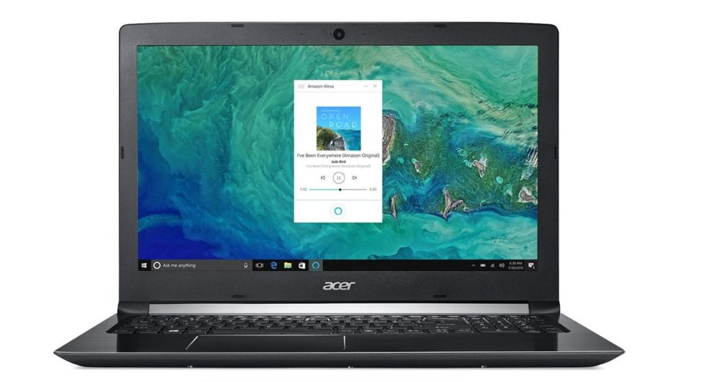 An image showing a Acer Aspire 5  Laptop