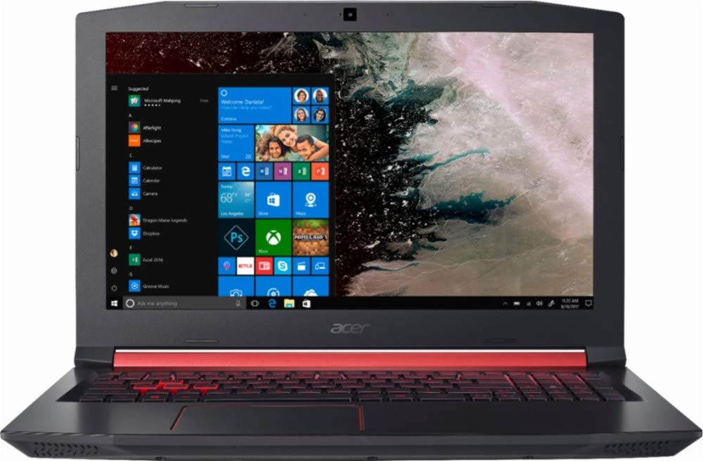 An image showing a Acer Nitro 5 Laptop