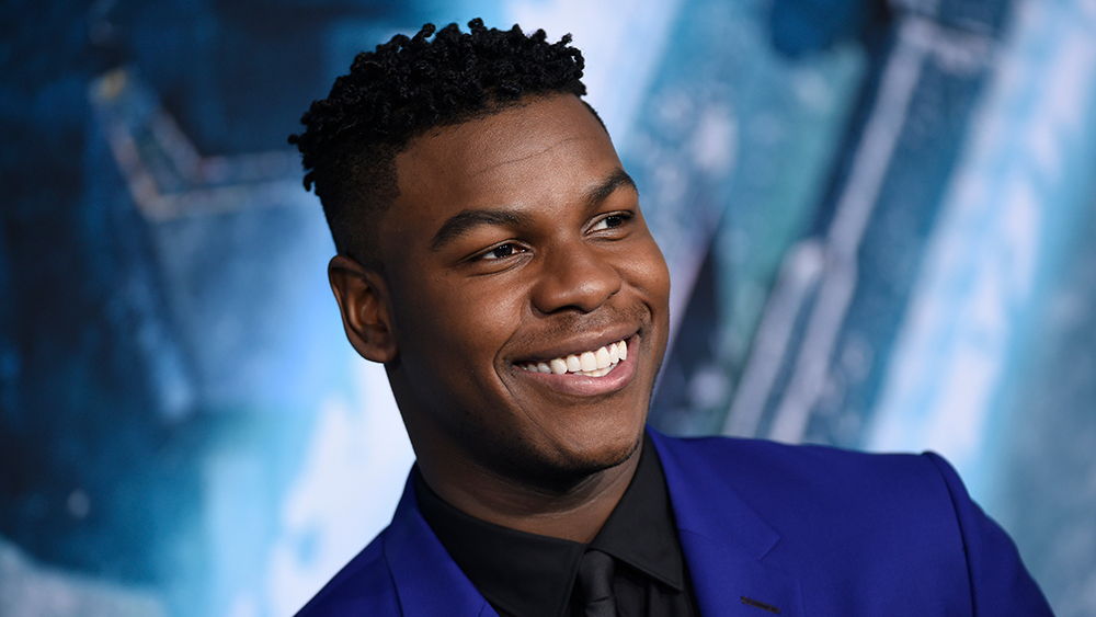 An image of John Boyega