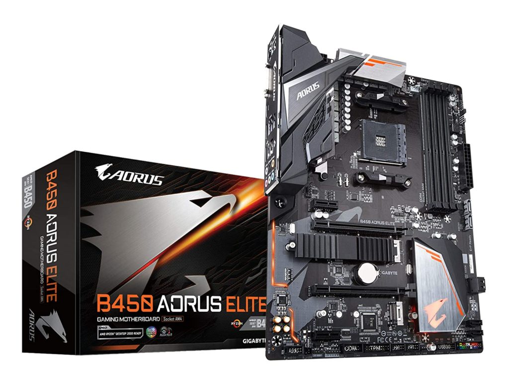 Gigabyte B450 AORUS Motherboards