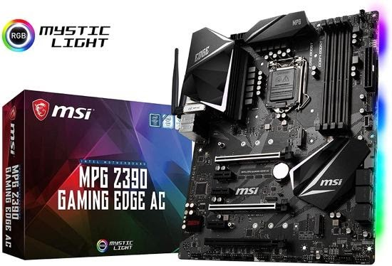 MSI MPG Z390 Gaming Edge AC Motherboard