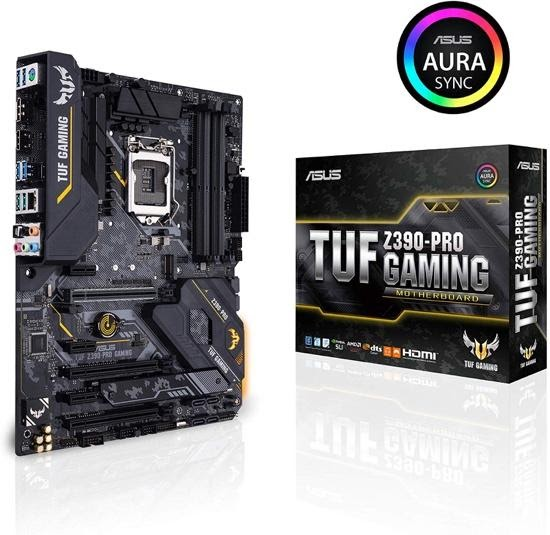 ASUS TUF-Z390 Pro Motherboard