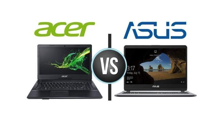 Acer Vs Asus