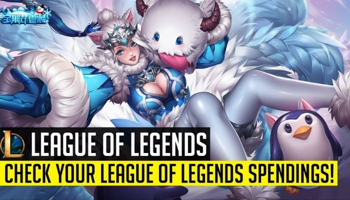 How Much Have I Spent On League Legends
