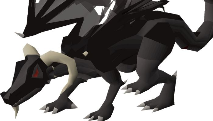 brutal black dragon osrs