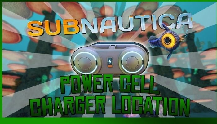 subnautica power cell charger